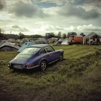 Un usuario de Reddit afirma haber heredado una colección millonaria de coches clásicos