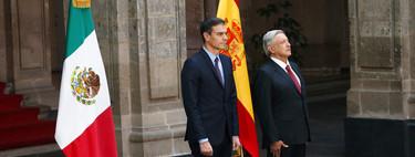 AMLO quiere que España se disculpe por los abusos de la Conquista. Pero también que lo haga México