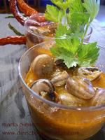 Receta de caracoles picantillos