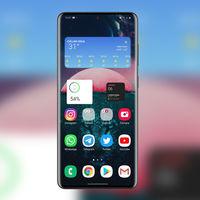 Cómo tener los widgets de iOS 14 en tu móvil Android
