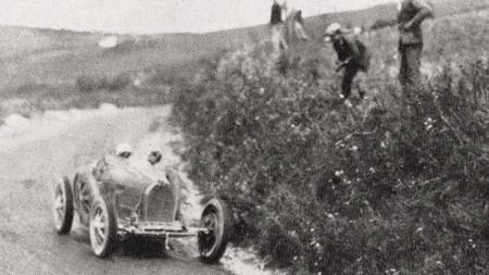Eliska Junkova Cinqueme De La Targa Florio 1928