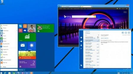 "Microsoft adelantará las características de Windows 9 en una ""tech preview"" de Windows 8, dice ZDNet"