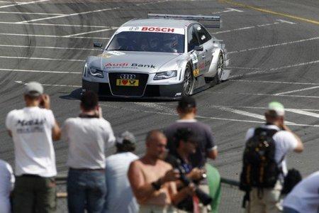 Pole para Ralf Schumacher en Norisring. Sorpresón. Miguel Molina 18ª