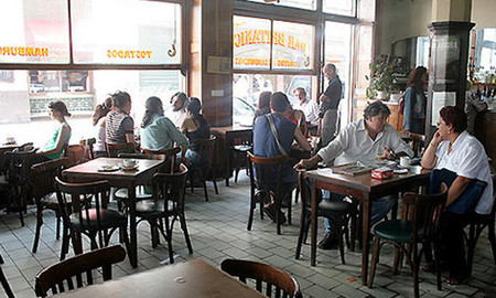 Café porteño