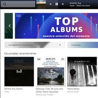 Prime Music llega a España: 2 millones de canciones con tu cuenta de Amazon Prime