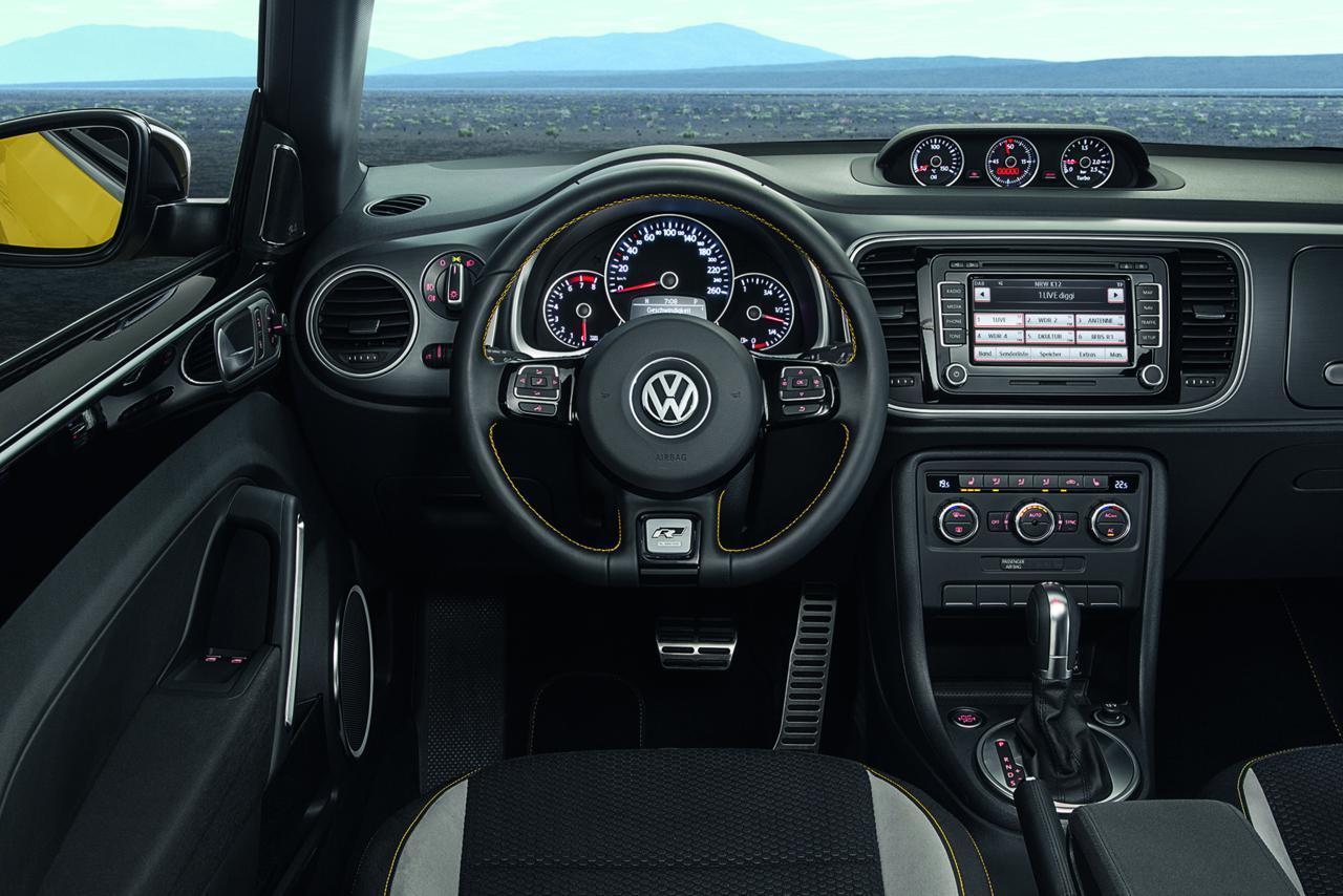 Foto de Volkswagen Beetle GSR (14/14)