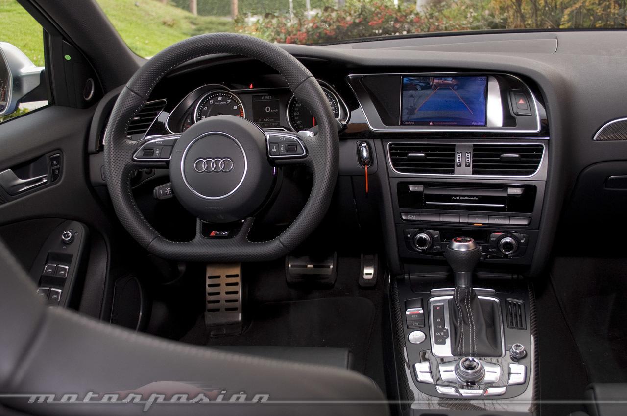 Foto de Audi RS4 Avant (prueba) (30/56)