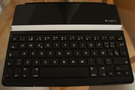 Detalle del Ultrathin Keyboard