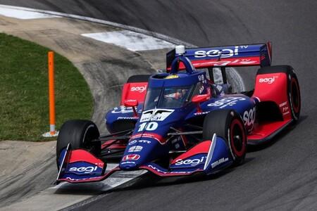 Palou Barber Indycar 2021 2