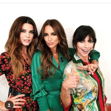 Paula Echevarría, Juana Acosta y Maribel Verdú lucen ideales estilismos de otoño