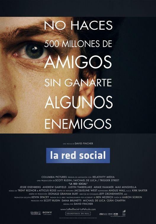 Foto de 'La red social' ('The Social Network'), carteles (2/2)
