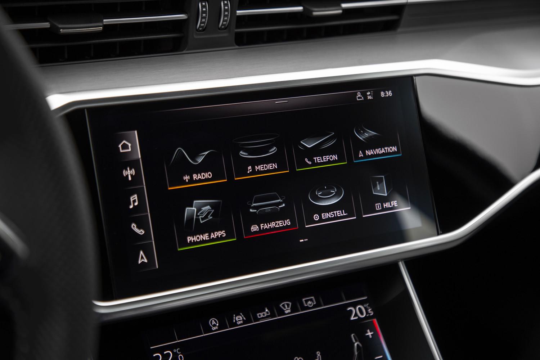 Foto de Audi A6 2018, toma de contacto (87/118)