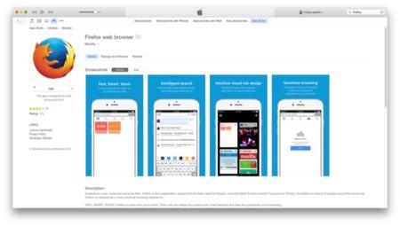 El navegador Firefox llega a iOS, al menos a la App Store de Nueva Zelanda por ahora