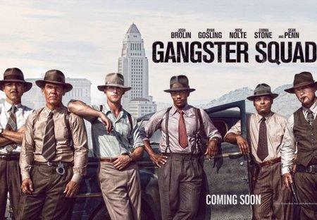 'Gangster Squad', tráiler y primer cartel