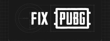 FIX PUBG, la campaña con la que Bluehole quiere revitalizar el juego