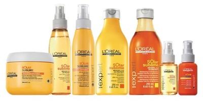 Solar Sublime de L'Oréal Professionnel, porque nuestro cabello también merece protegerse del sol