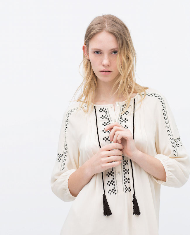 Rebajas Verano Zara 2015