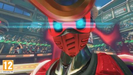 Un misterioso personaje y un sistema de logros entre las novedades del parche 3.2 de ARMS