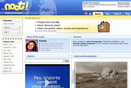 Redes Sociales para Turistas: Be Noot!