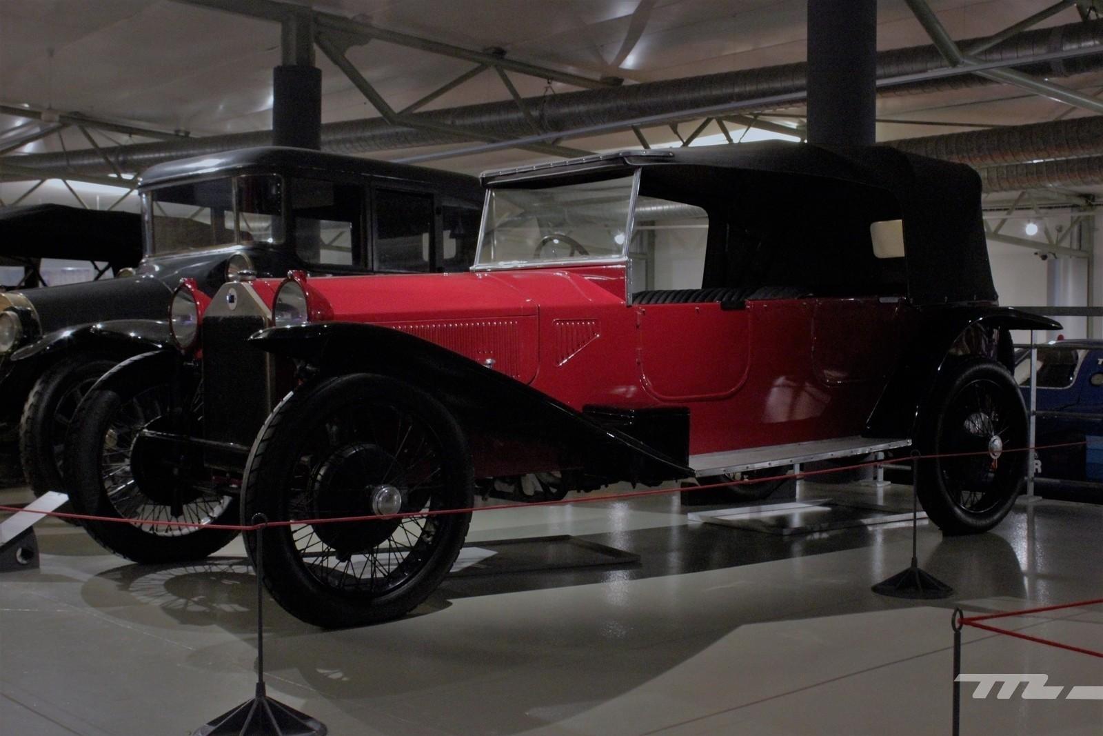 Foto de Museo de las 24 Horas de Le Mans (inicios) (19/30)