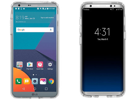 Estas son las posibles fechas en que los LG G6 y Galaxy S8 llegarán al mercado