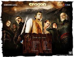 Contenido de Eragon gratis en tu móvil