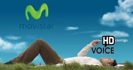 La voz HD también llega a Movistar