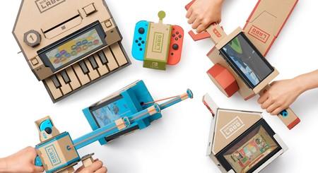 Nintendo Labo, un año después: alucinantes juguetes de cartón con fecha de caducidad limitada