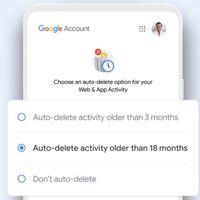 Google da más control a los usuarios sobre sus datos y su privacidad: la actividad se borrará automáticamente a los 18 meses