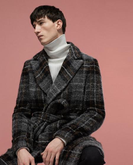 Entre cuadros y texturas Zara presenta su colección Studio para este invierno