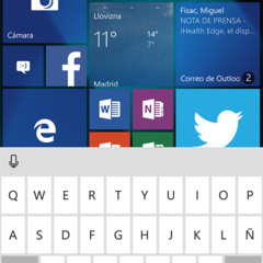 Foto 26 de 37 de la galería continuum-en-windows-10-mobile en Xataka