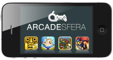 Arcadesfera: lanzamientos de la semana (XLV)