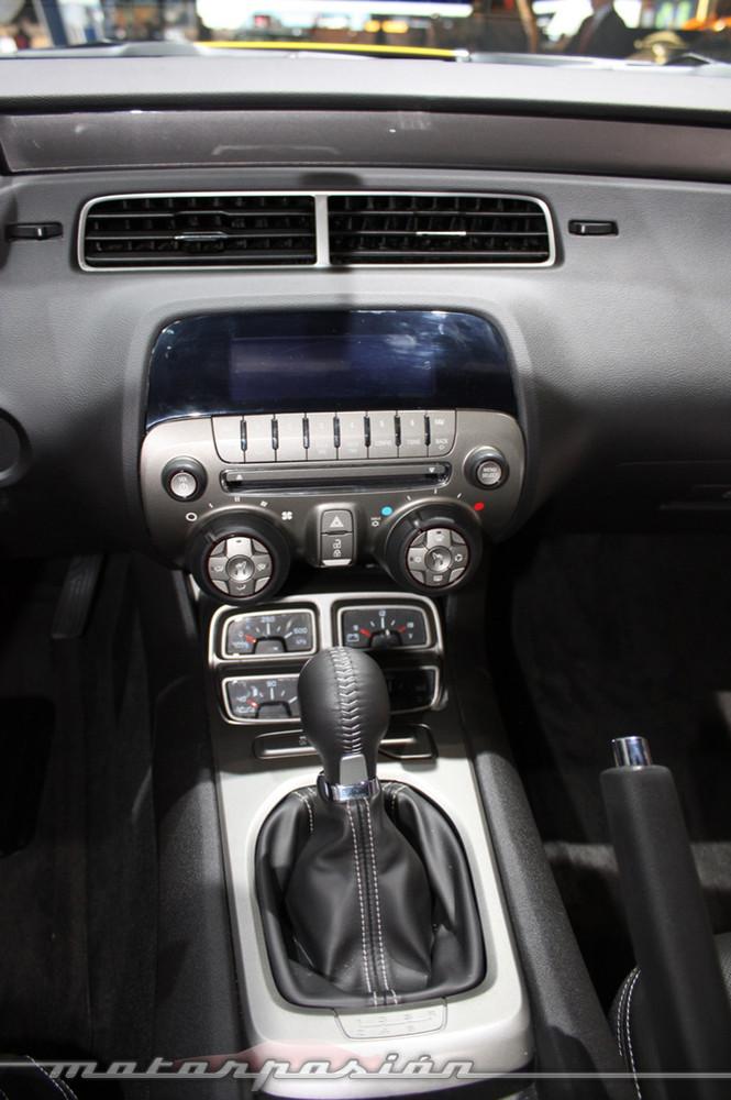 Foto de Chevrolet Camaro en el Salón de Ginebra 2010 (5/12)