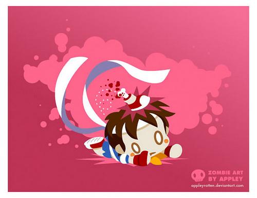 Foto de 020110 - Street Fighter Zombie (11/12)