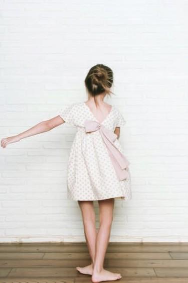 La firma de moda infantil Bonnet à Pompon presenta su colección primavera-verano 2015