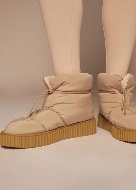 Clonados y pillados: las famosas botas de Louis Vuitton se encuentran en la nueva colección de Mango