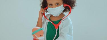 Los niños regresan a las consultas pediátricas: la AEP nos explica cómo serán en nuestra 'nueva' realidad