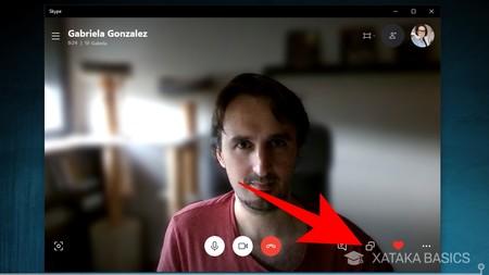 Compartir Skype