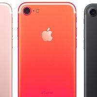 ¿Un iPhone de color rojo? Según los últimos rumores lo podríamos ver en 2017