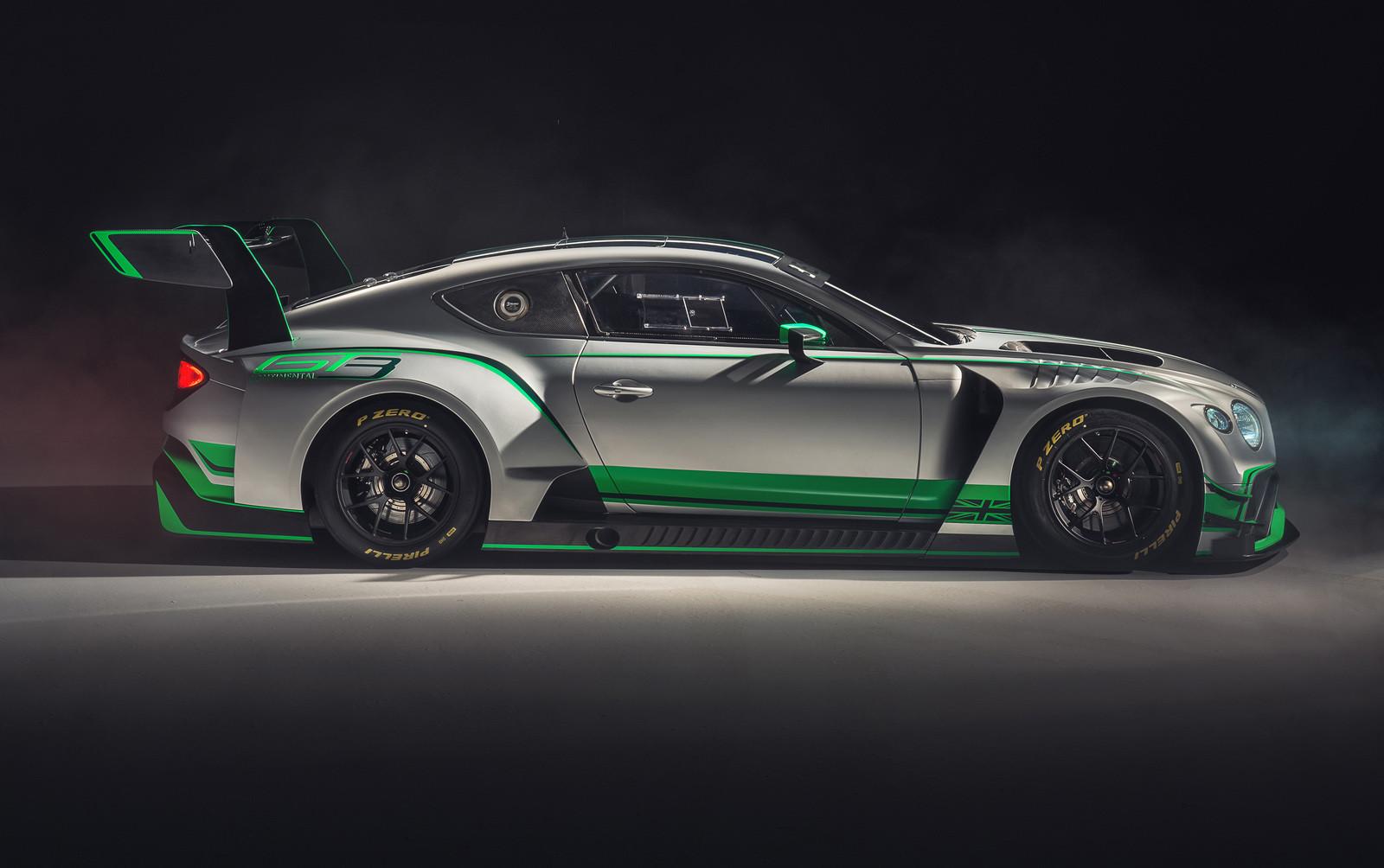 Foto de Bentley Continental GT3 (3/5)