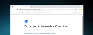 Chromium: qué es, en qué se diferencia de Chrome y cómo descargar