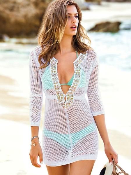 """Claves de estilo para ir de shopping: """"beachwear"""" para disfrutar de la playa"""