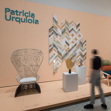 La diseñadora Patricia Urquiola protagonista de una exposición en el Museo de Arte de Philadelphia