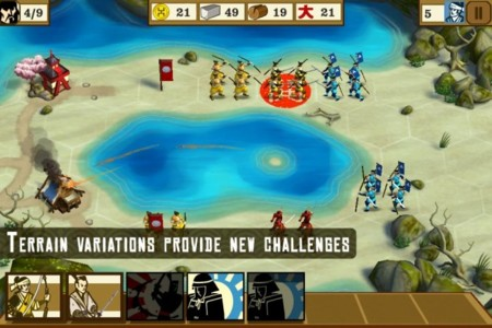 SEGA anuncia Total War Battles: Shogun para Android