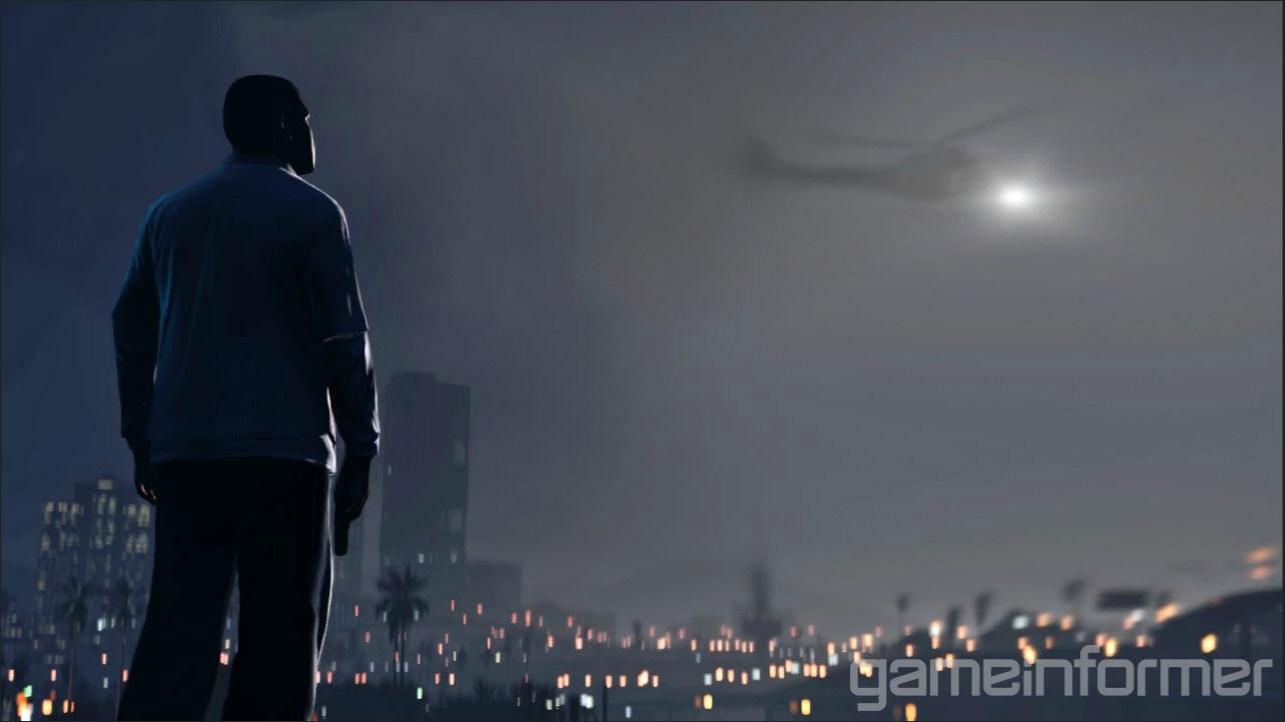 Foto de Grand Theft Auto V - 09/11/2012 (8/19)