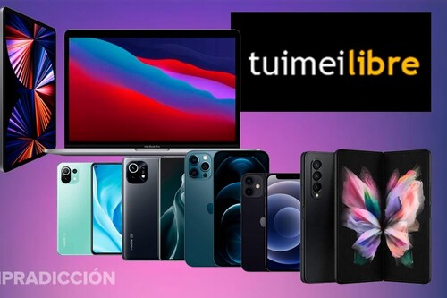 Superofertas en smartphones, tablets y portátiles en tuimeilibre: estrena un Samsung, un Xiaomi, un iPhone, un iPad o un MacBook Pro a precio de risa