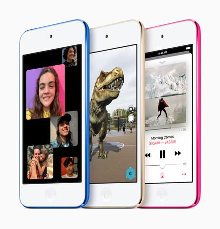Nuevo iPod Touch 2019: A10 Fusion y 256GB de almacenamiento para el reproductor con iOS de Apple, este es su precio en México