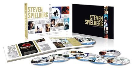 Pack Steven Spielberg, con 8 películas en Blu-ray, por 23,66 euros