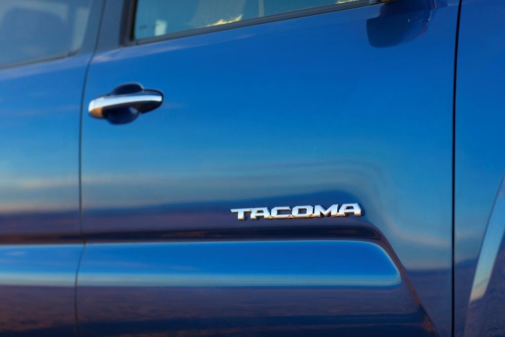 Foto de Toyota Tacoma 2016 (4/11)