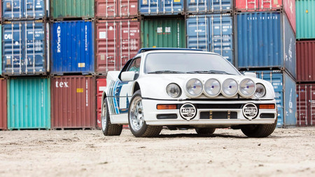 Ford RS200 Evolution (1986)